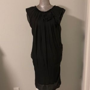 Lanvin Dress 100% silk size 38